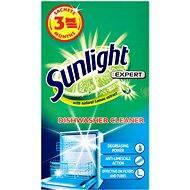 SUNLIGHT 3 x 40g mosogatógép tisztító - Mosogatógép tisztító