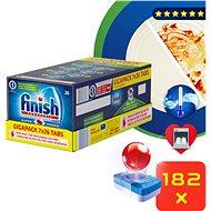 FINISH All in 1 182 db GIGABOX - Mosogatógép tabletta