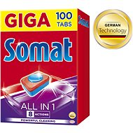 SOMAT All in 1 tabletta 100 db - Mosogatógép tabletta