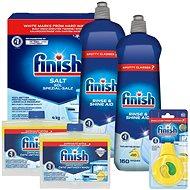 FINISH a legjobb a mosogatógép számára - Tisztítókészlet