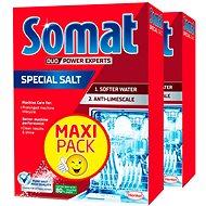 SOMAT Mosogatógép só, 2× 1,5 kg - Mosogatógép só
