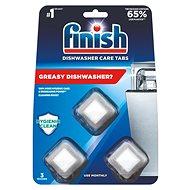 FINISH Mosogatógép tisztító tabletta, 3 db - Mosogatógép tisztító