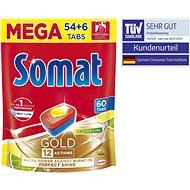 SOMAT Gold Lemon & Lime (60 db) - Mosogatógép tabletta