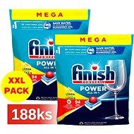 FINISH All in 1 Max Citrom 188 db