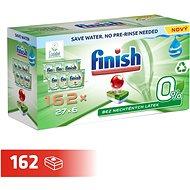 FINISH Green 0% 162 db - Mosogatógép tabletta