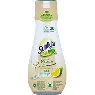 SUNLIGHT Nature All in 1 Citrus 640 ml (36 adag) - Öko mosogatógép gél