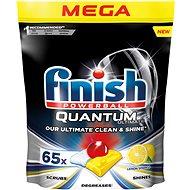 FINISH Quantum Ultimate Lemon Sparkle - 65 db - Mosogatógép tabletta