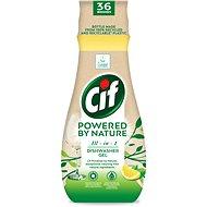 CIF All in 1 Nature Gépi mosogatógél 640 ml - Öko mosogatógép gél
