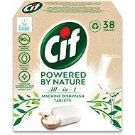 CIF All in 1 Nature Mosogatógép tabletta 38 db - Öko mosogatógép tabletták