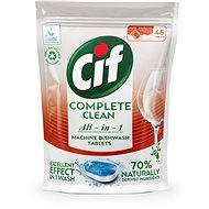 CIF All in 1 Regular 70% Naturally 46 db - Öko mosogatógép tabletták