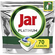 JAR Platinum Lemon 70 db - Mosogatógép tabletta