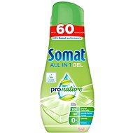 SOMAT gél All in 1 Pro Nature 960 ml (60 adag) - Öko mosogatógép gél