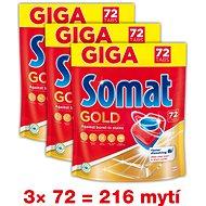 SOMAT Gold 216 db - Mosogatógép tabletta