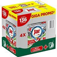 JAR Platinum Plus Regular GIGA PACK 136 ks - Mosogatógép tabletta