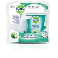 DETTOL Érintés nélküli szappanadagoló Uborkás 250 ml - Szappanadagoló