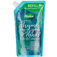 RADOX Anti-Bacterial Feel Hygienic & Replenishing Hand Wash Refill 500 ml - Folyékony szappan