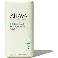 AHAVA Dead Sea Salt Moisturizing Salt Soap 100 g - Tisztító szappan