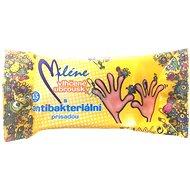 MILÉNE Antibakteriális nedves törlőkendő, 15 db - Tisztítókendő