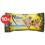 MILLENNE antibakteriális törlőkendők 10 × 15 db - Nedves törlőkendők