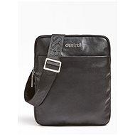 GUESS Vezzola 4g Logo Mini Crossbody Bag - Black - Táska