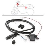 KAPPA 12V-es fiók a motorkerékpár-kormányhoz - Motoros aljzat