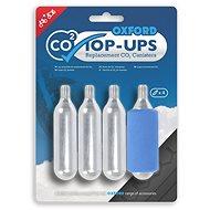 OXFORD tartalék CO2 gumiabroncs-javító készletek (4 darabos készlet) - Gumijavító készlet
