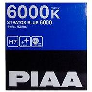 PIAA Stratos Blue Autó izzó 6000K H7 - hideg fehér fény xenon hatással - Autóizzó