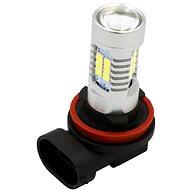 M-Style LED Ködfényszóró izzó 5W fehér H8,H9,H11, 21SMD - LED izzó