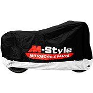 M-Style motorkerékpár ponyva - XL - Motorkerékpár ponyva
