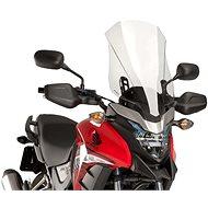 PUIG TOURING átlátszó, HONDA CB 500 X (2016-2019) modellekhez - Motorkerékpár plexi-szélvédő