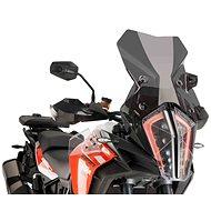 PUIG TOURING sötét füstszínű, KTM Super Adventure 1290 (2017-2019) modellekhez - Motorkerékpár plexi-szélvédő