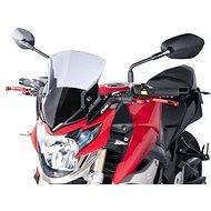 PUIG NEW. GEN SPORT füstszínű, SUZUKI GSR 750-hez (2011-2016) - Motorkerékpár plexi-szélvédő