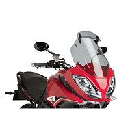 PUIG TOURING kiegészítő füstszínű plexi, TRIUMPH Tiger 1050 Sport-hoz (2013-2015) - Motorkerékpár plexi-szélvédő
