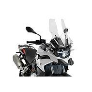 PUIG TOURING átlátszó, BMW F 750 GS (2018-2019) modellekhez - Motorkerékpár plexi-szélvédő
