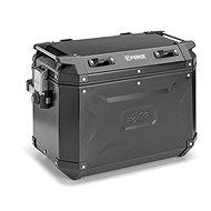 KAPPA K´Force KFR48BL - Left Side Aluminum Motorcycle Case CAM-SIDE
