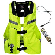 Hit-Air MLV felfújható biztonsági mellény - fényvisszaverő sárga - Airbag mellény