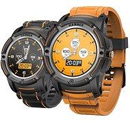 myPhone Hammer Watch narancsszín-fekete - Okosóra