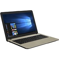 ASUS VivoBook 15 X540NA-GQ007T, fekete - Laptop