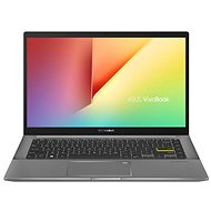 ASUS VivoBook S433FL-AM256 fekete - Laptop