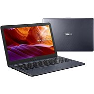 ASUS X543UA-GQ1825C fekete - Laptop