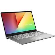 ASUS VivoBook S14 S430F-EB079T, Szürke-Piros - Laptop