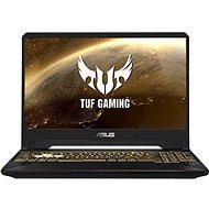 ASUS TUF Gaming FX505DD-AL062, fekete - Laptop