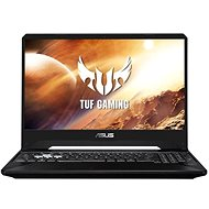 ASUS TUF Gaming FX505DD-AL045 Fekete - Gamer laptop