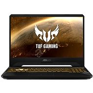 ASUS TUF Gaming FX505DU-AL052C Fekete - Gamer laptop