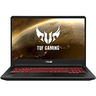 ASUS TUF Gaming FX705GD-EW075, Fekete - Laptop