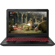 ASUS TUF Gaming FX504GM-E4387 Fekete - Laptop