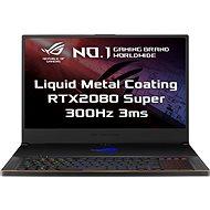 Asus ROG Zephyrus S GX701LXS-HG042T Black fém - Gamer laptop