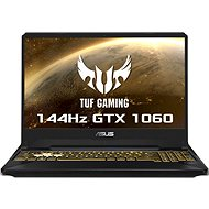 ASUS TUF Gaming FX505GM-ES025 Fekete - Laptop