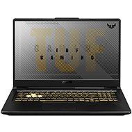 ASUS TUF Gaming F17 FX706LI-HX181 Szürke - Gamer laptop