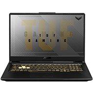 ASUS TUF Gaming FX706iU-H8421C szürke - Gamer laptop